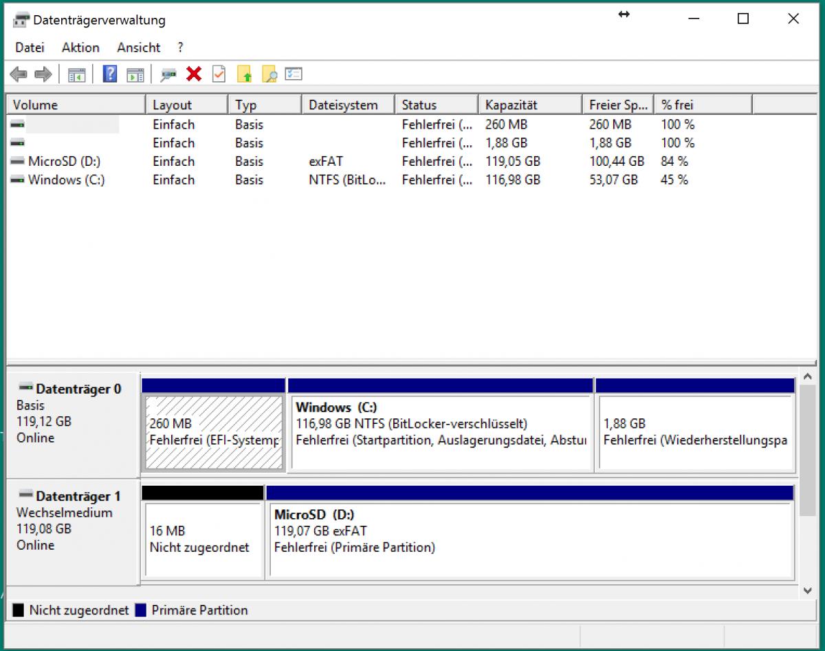 Wenn es für Windows eng wird, dann gibt es kein Update